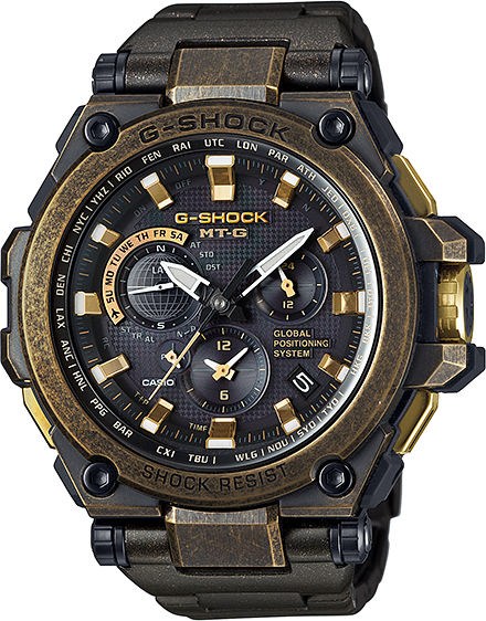 Casio G-Shock MTG-G1000BS-1AER