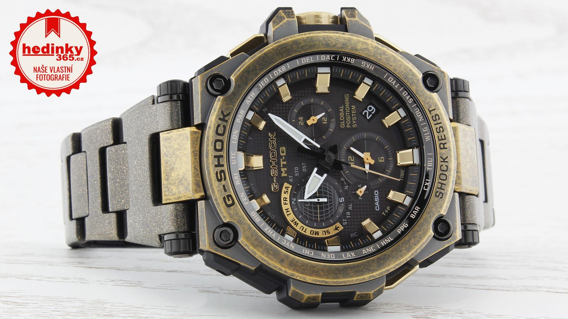 Pánské hodinky - ocelový řemínek 966eed9c6c