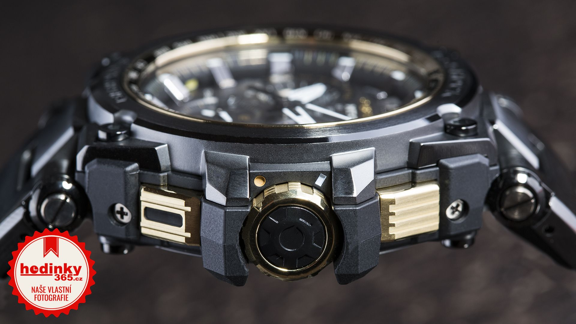 Casio G-Shock MTG-G1000GB-1AER Black   Gold Special Edition ... 3e5c4109d2