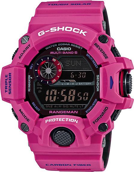 Casio G-Shock Rangeman Limited Edition GW-9400SRJ-4ER