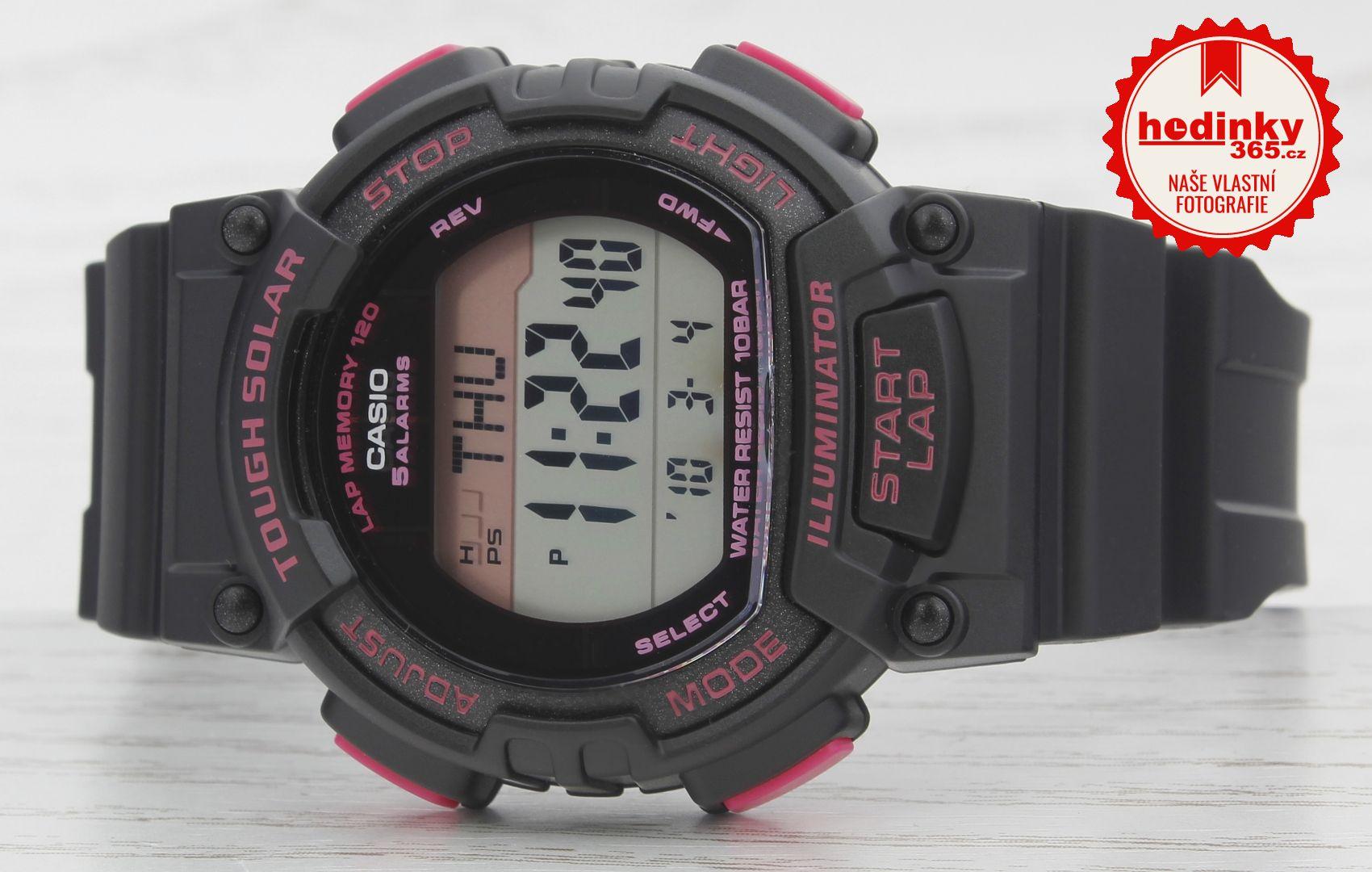 9f2a4c80b535 Hodinky Casio Sport STL-S300H-1CEF