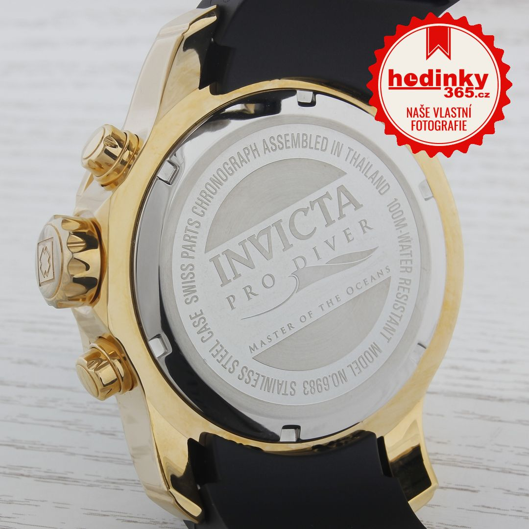 83253f36a85 Pánské hodinky - pryžový řemínek