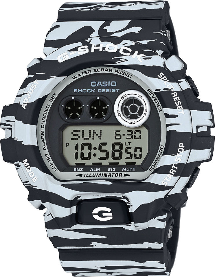 Casio G-Shock G-Specials GD-X6900BW-1ER