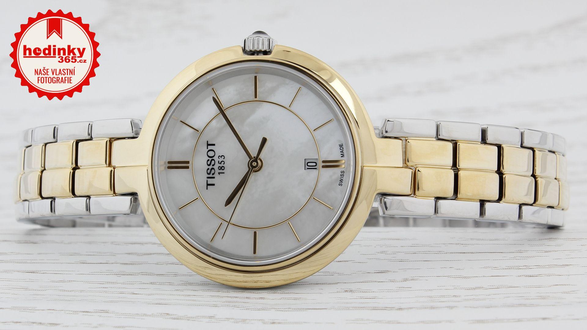 c3d32d6f3 Dámské hodinky - ocelový řemínek, ocel pouzdro, safírové sklíčko. Veškeré  technické parametry naleznete níže