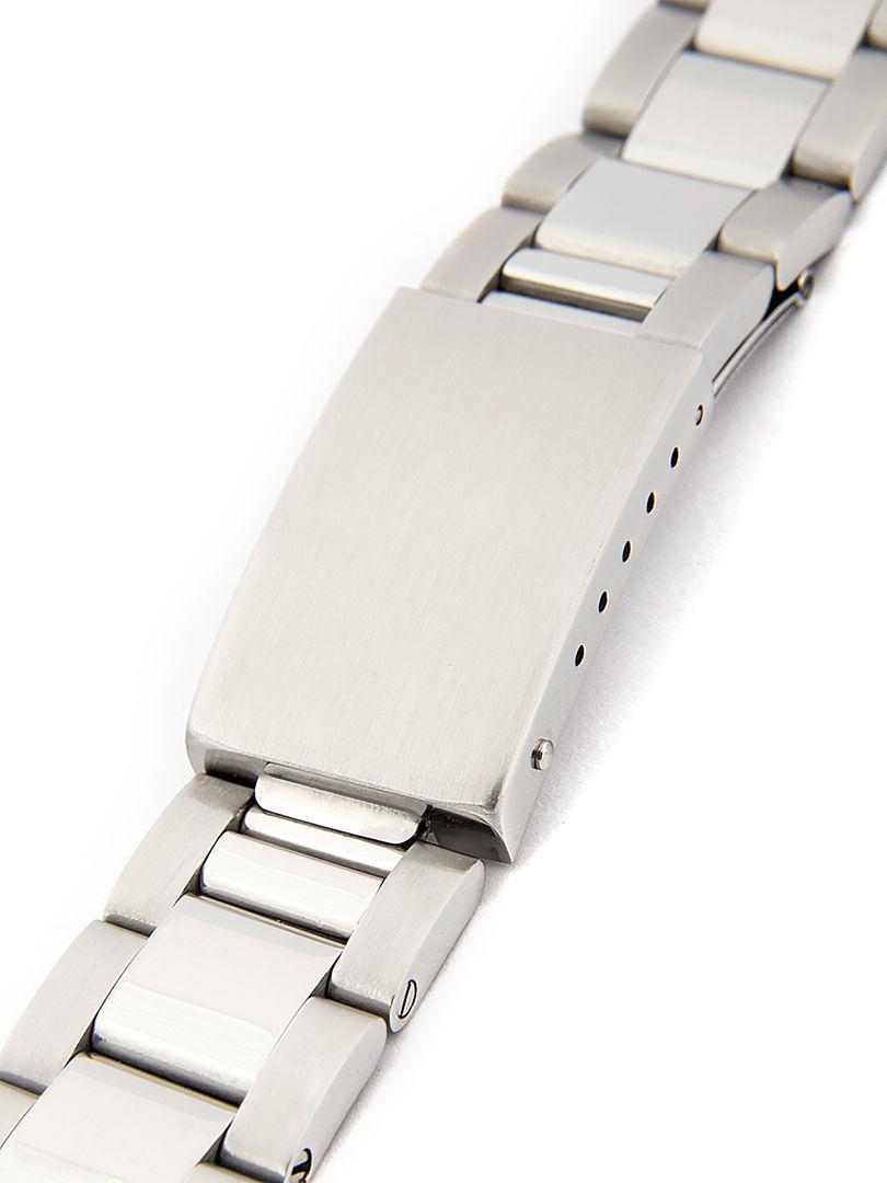 Unisex kovový náramek na hodinky CR-03 18 mm