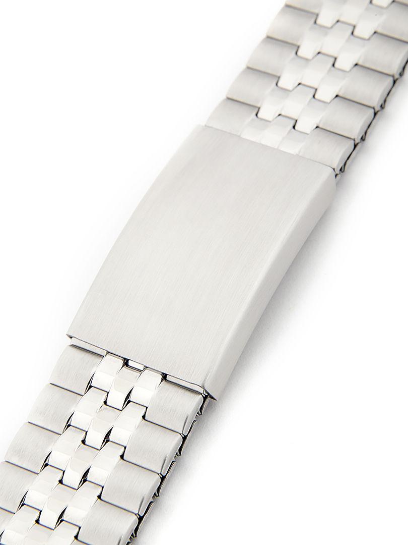 Unisex kovový náramek na hodinky CR-101