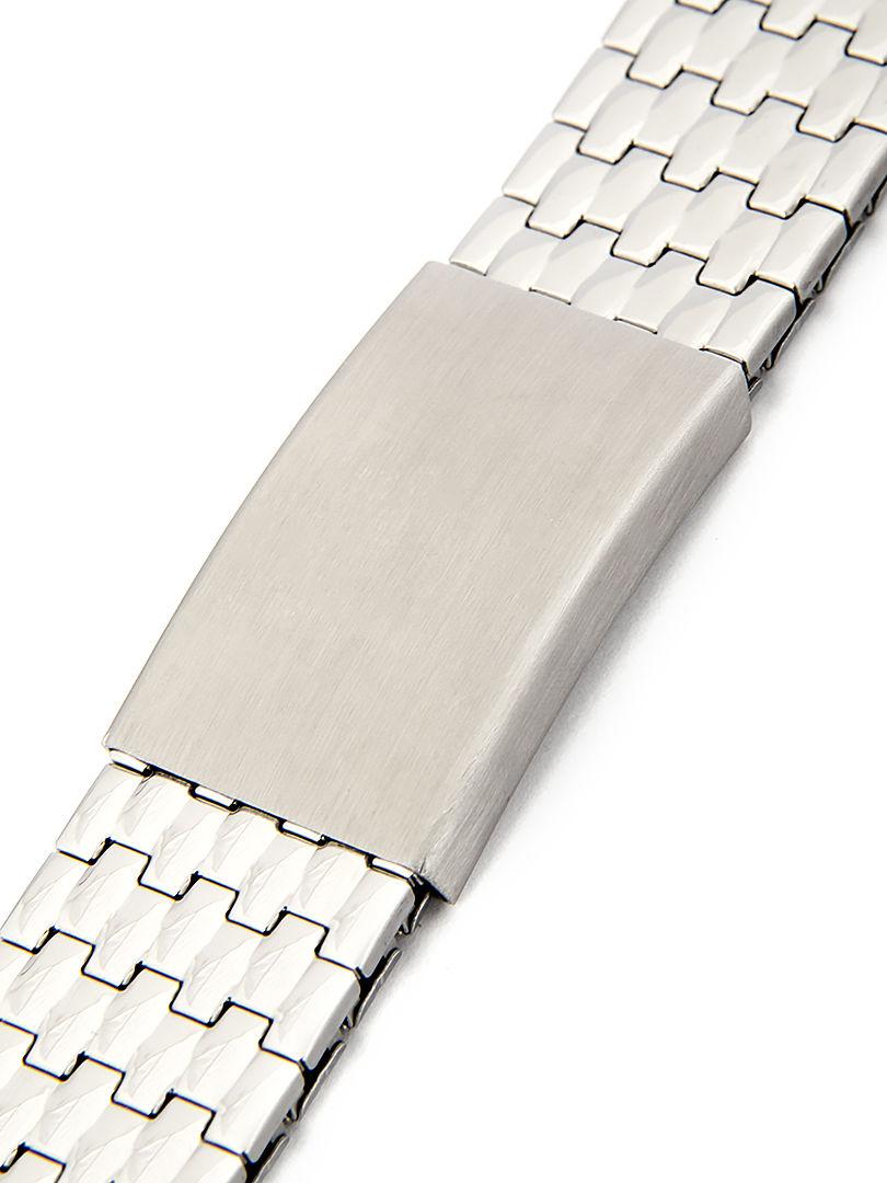 Unisex kovový náramek na hodinky CR-102
