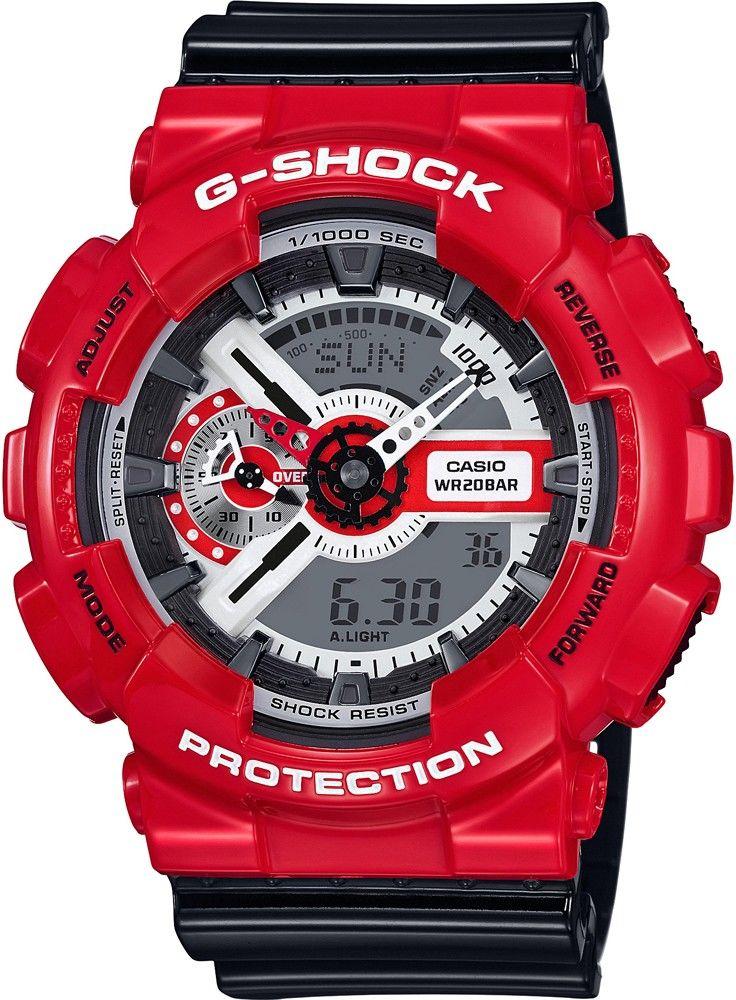 Casio G-Shock G-Specials GA-110RD-4AER
