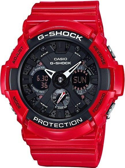 Casio G-Shock G-Specials GA-201RD-4AER