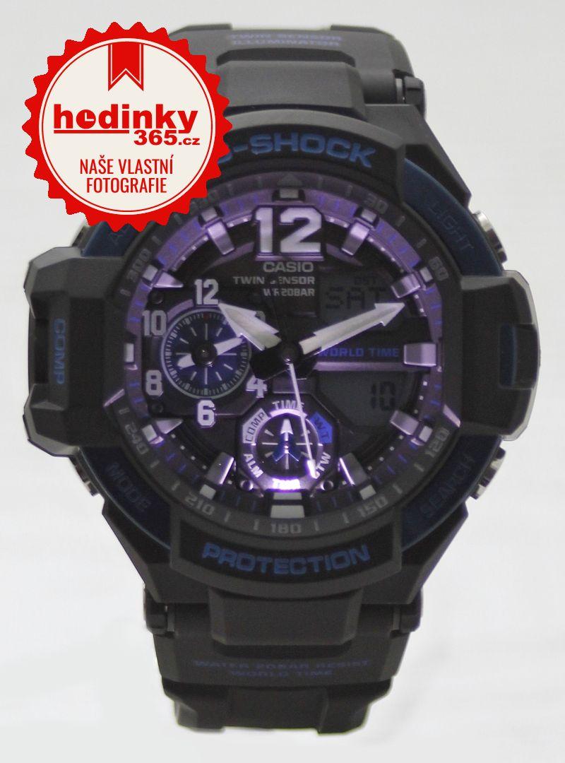 Casio G-Shock Gravitymaster GA-1100-2BER  bf783c2420