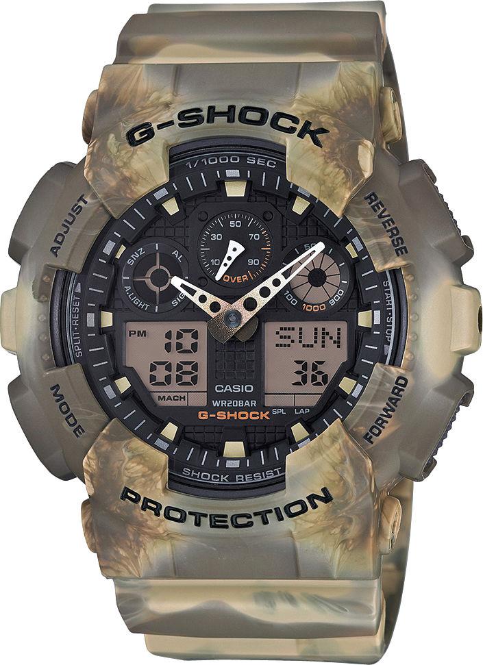 Casio G-Shock G-Specials GA-100MM-5AER