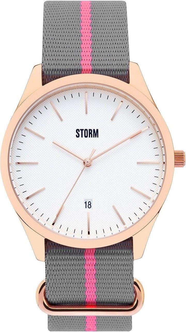 Storm Morley RG White