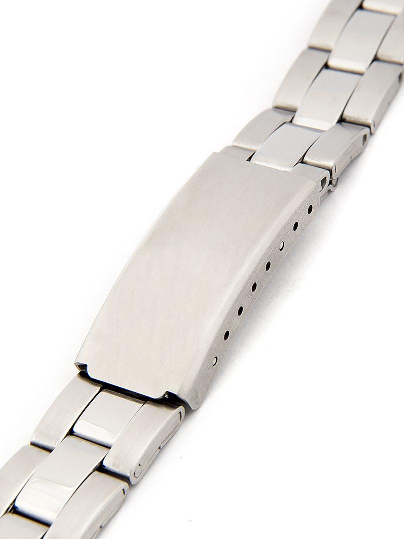 Unisex kovový náramek na hodinky CR-002