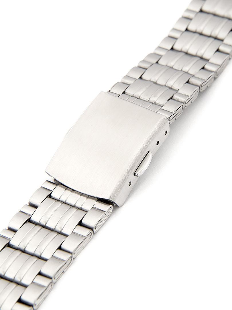 Unisex kovový náramek na hodinky CR-14
