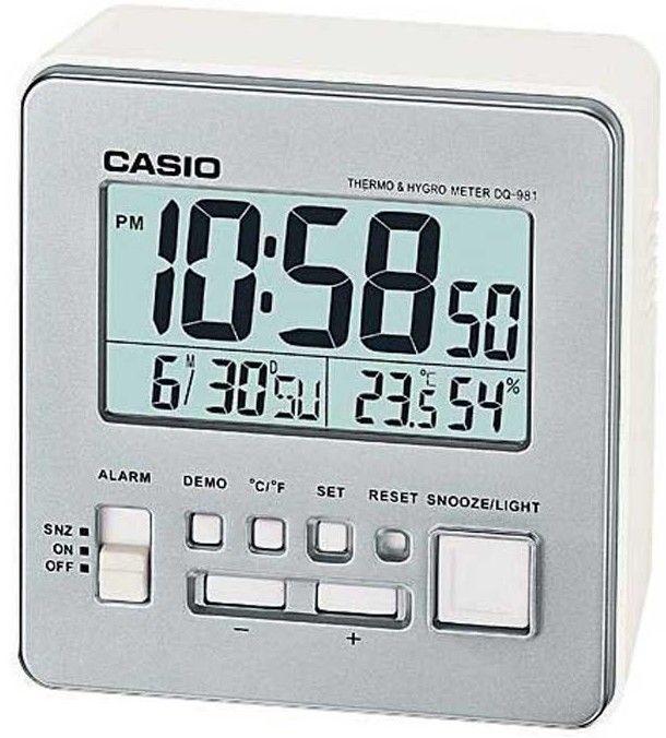 Budík Casio DQ-981-8EF