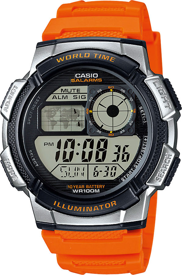Casio Collection AE-1000W-4BVEF