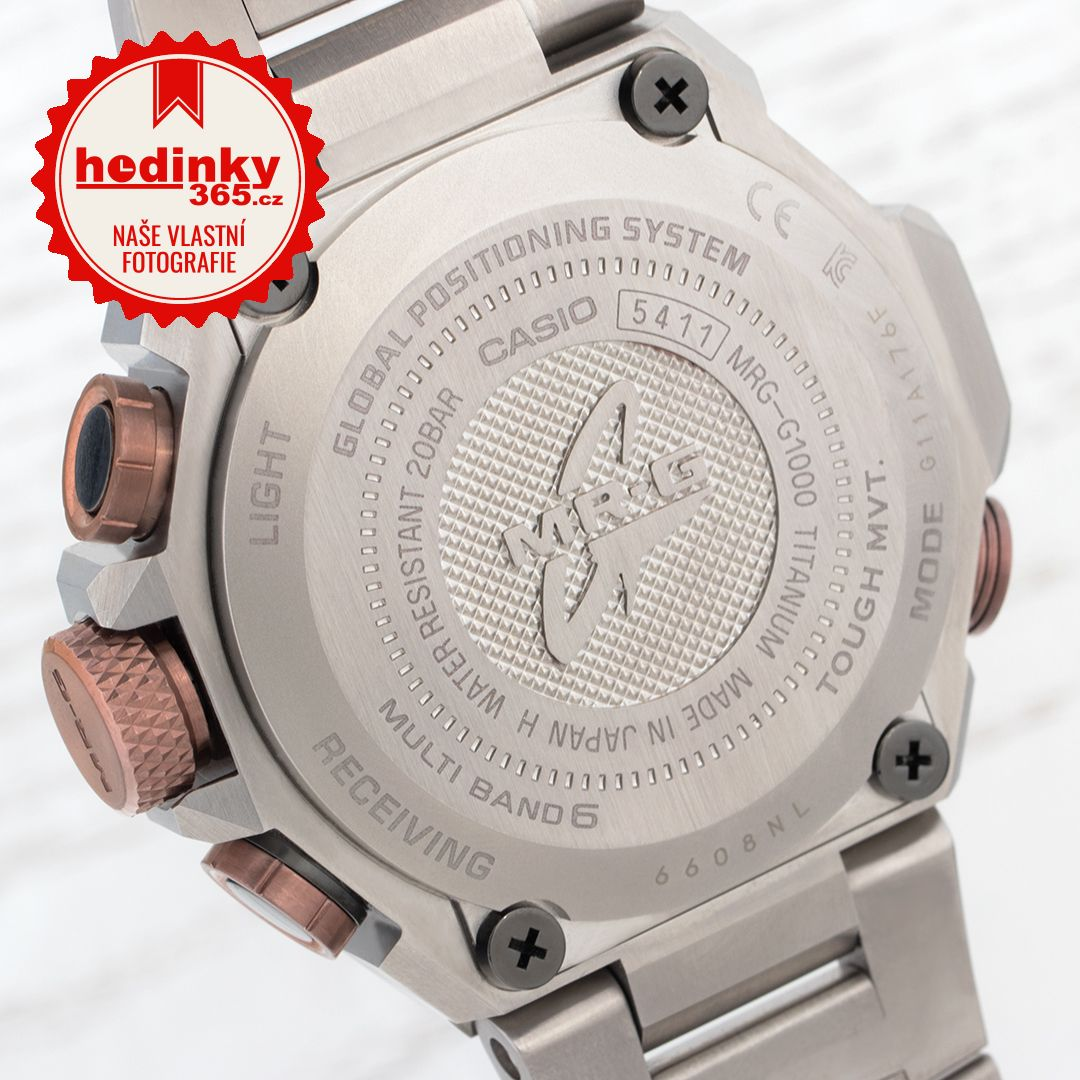 Casio G-Shock MR-G Akagane MRG-G1000DC-1AER  cb3e2e1e1b