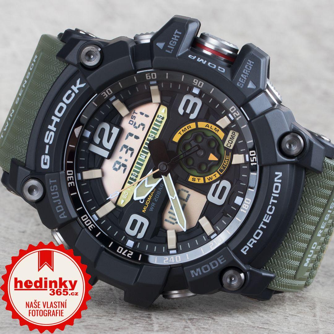Casio G-Shock Mudmaster GG-1000-1A3ER. Hodnocení  5 a518947328d