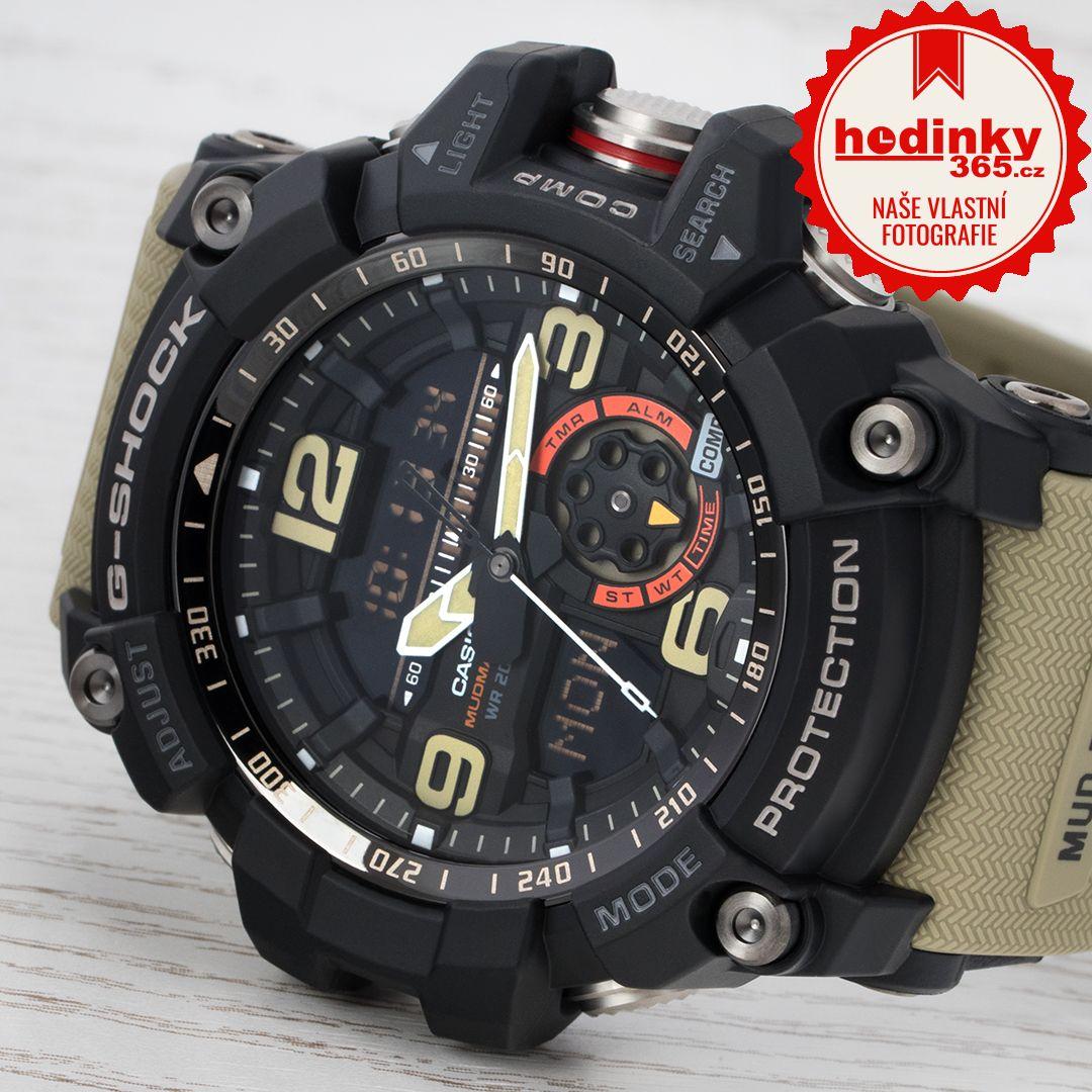 Casio G-Shock Mudmaster GG-1000-1A5ER. Hodnocení  5 5a624a61ff6