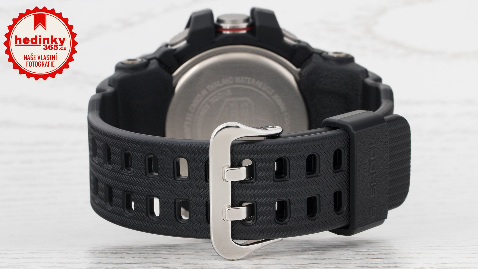 Casio G-Shock Mudmaster GG-1000-1AER. Hodnocení  5 8977d34faa9