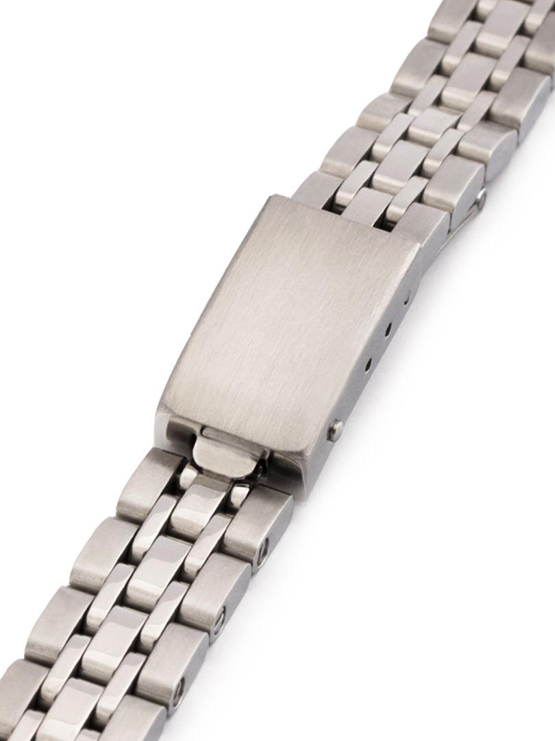 Unisex kovový náramek na hodinky CR-10