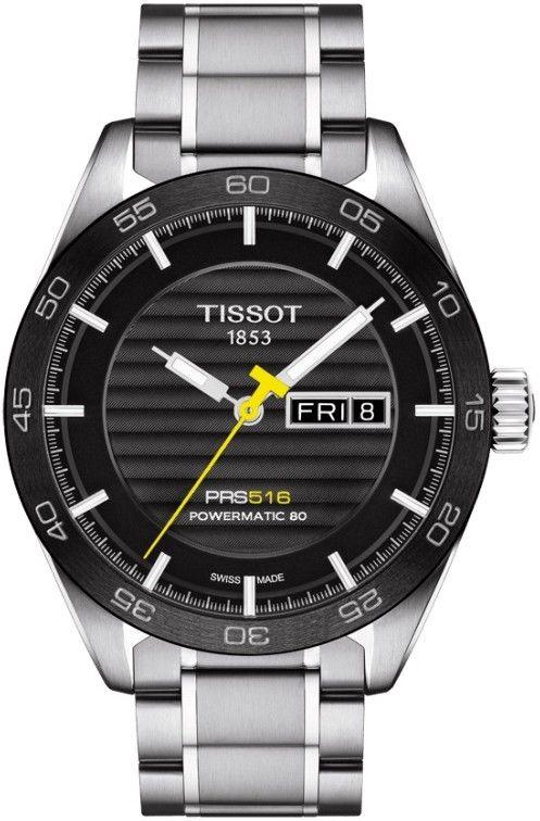 Tissot PRS 516 Automatic gent T100.430.11.051.00