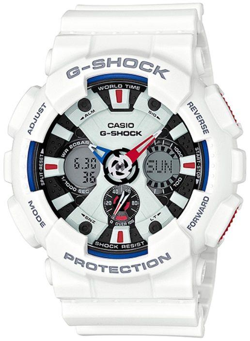 Casio G-Shock Limited Edition GA-120TR-7AER