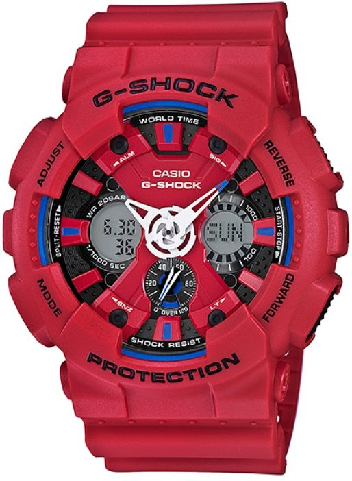 Casio G-Shock G-Specials GA-120TR-4AER Limited Edition