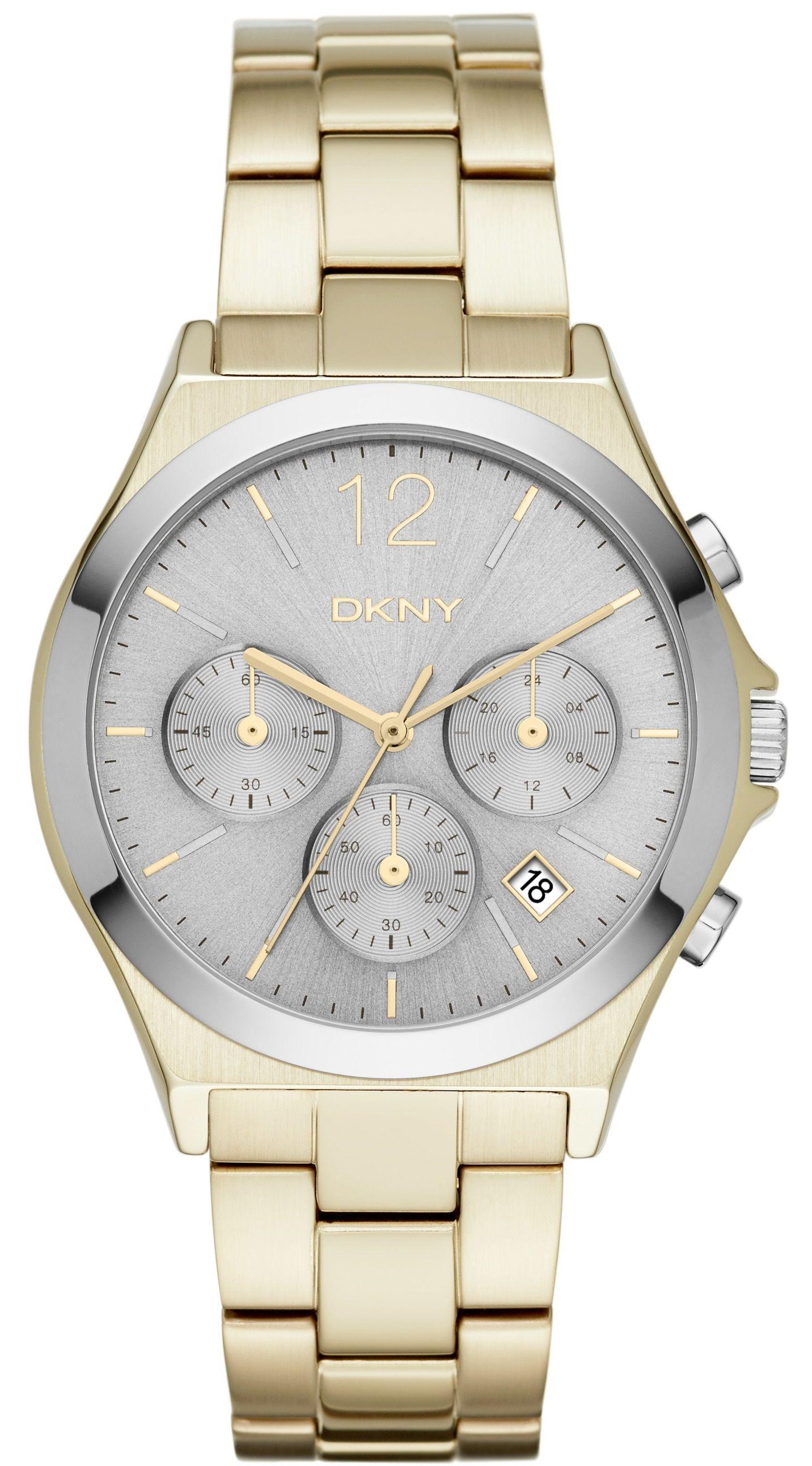 fbc1d63c97 DKNY NY 2452. Dámské hodinky - ocelový řemínek