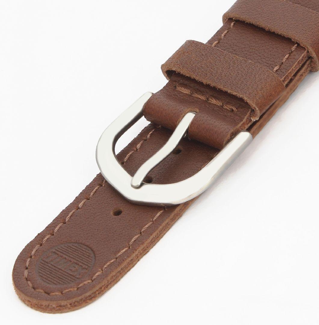 Unisex kožený řemínek k hodinkám Timex T0140