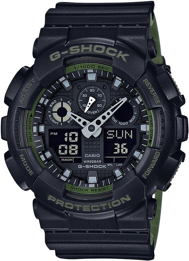 Casio G-Shock G-Specials GA-100L-1AER