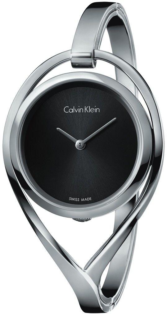83970f8dfb Calvin Klein Light K6L2S111. Dámské hodinky - ocelový řemínek