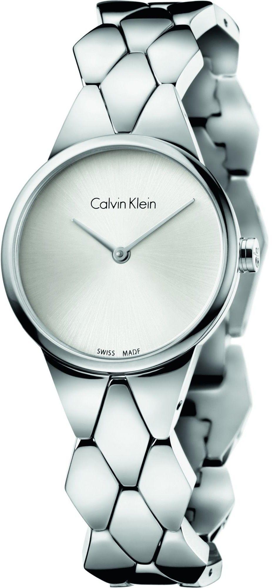 433aad4e26 Hodinky Calvin Klein Snake K6E23146