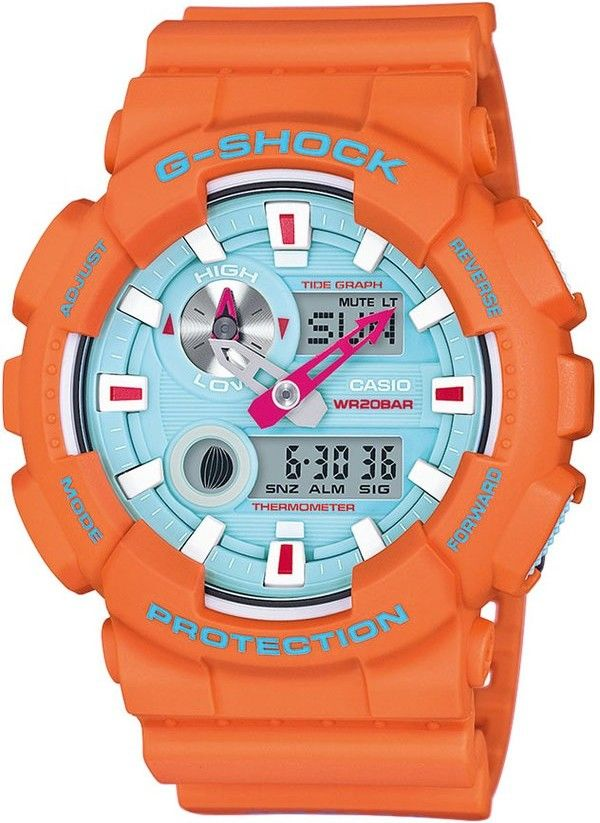 Casio G-Shock Limited Edition by In4mation GAX-100X-4AER