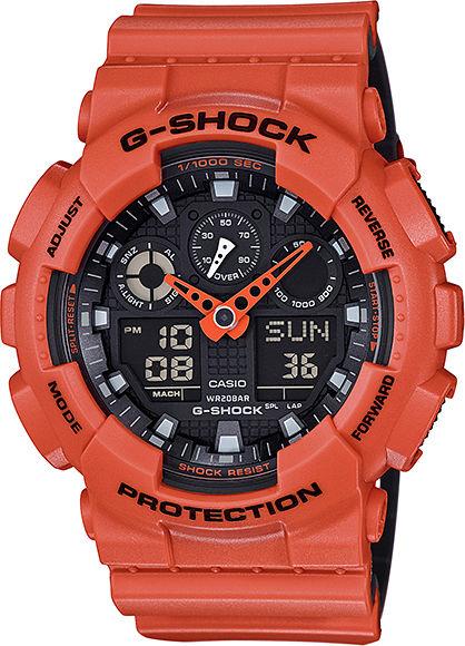 Casio G-Shock GA-100L-4AER