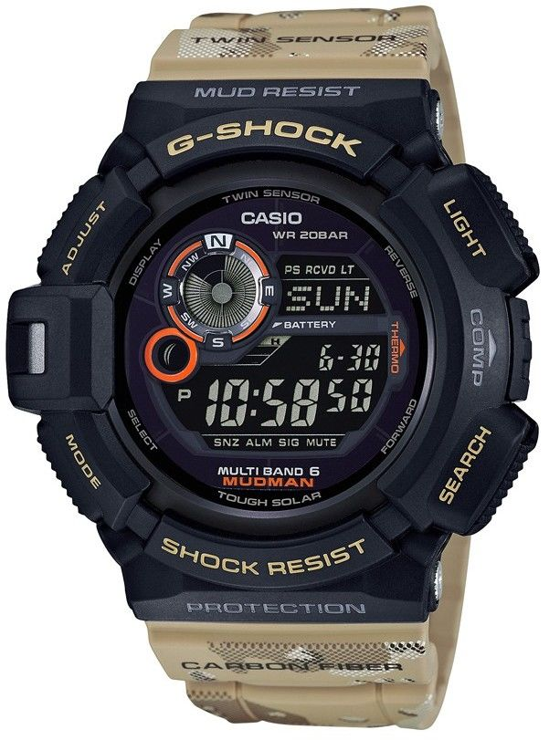 Casio G-Shock Mudman GW-9300DC-1ER
