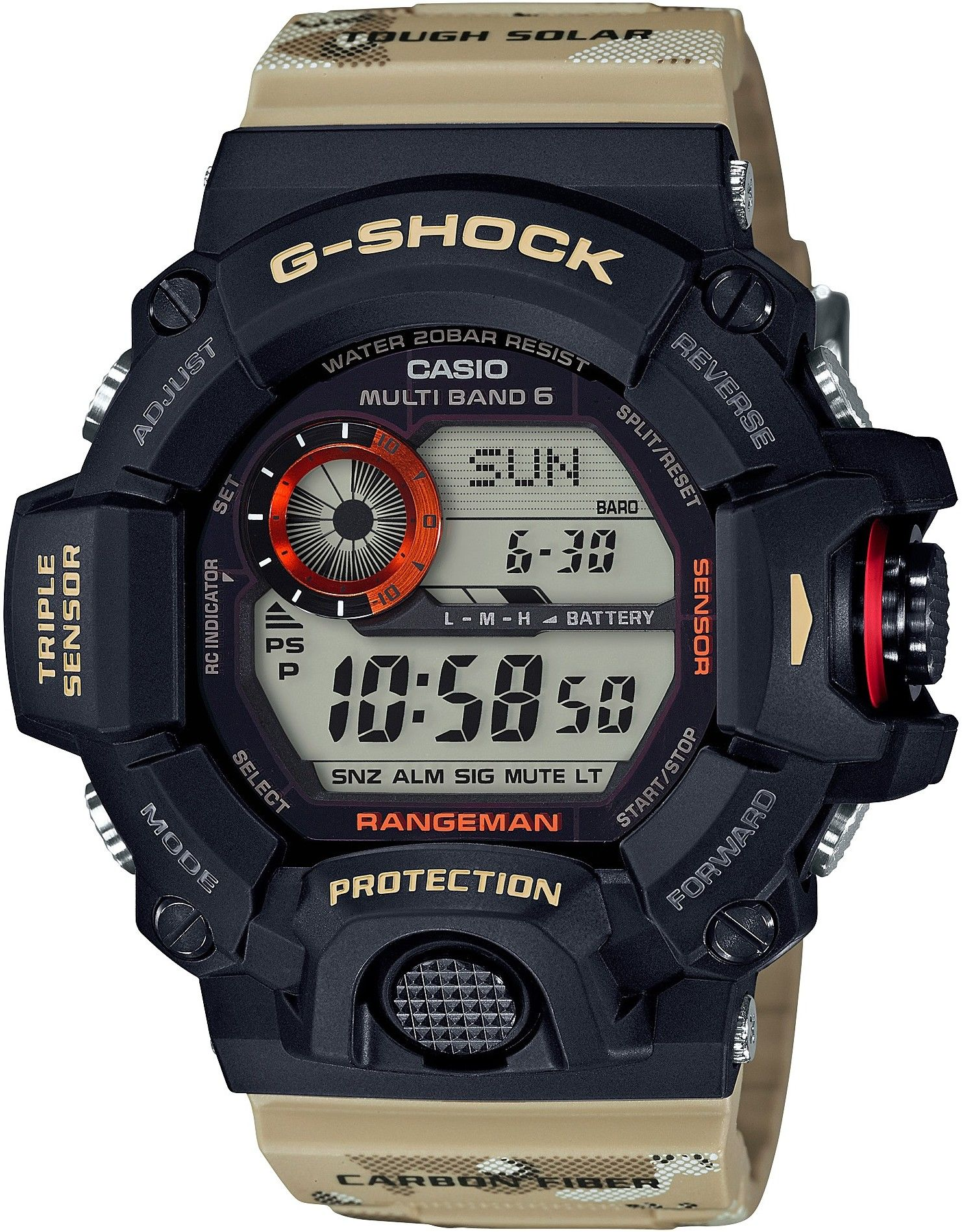 Casio G-Shock Rangeman GW-9400DCJ-1ER