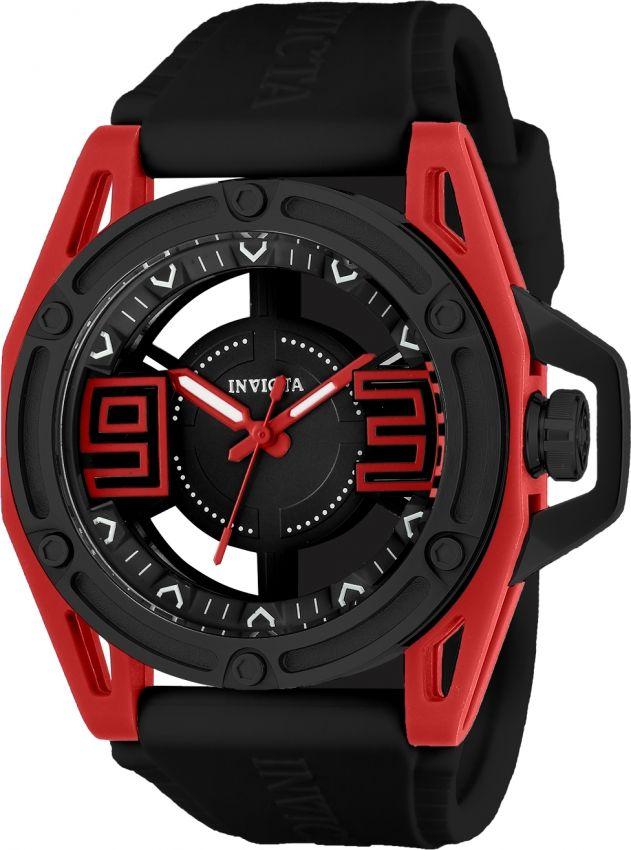 Invicta Sea Hunter 22301. Pánské hodinky - silikonový řemínek a1096bb82c
