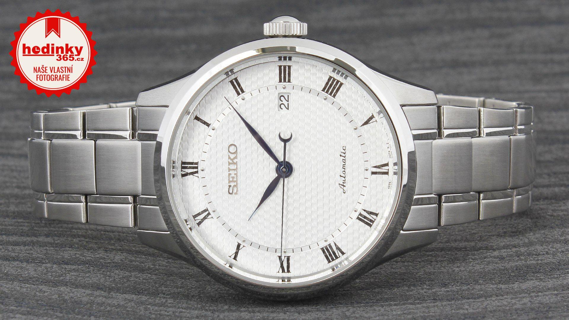 Seiko Automatic SRP767K1. Pánské hodinky - ocelový řemínek c6ce49efd1