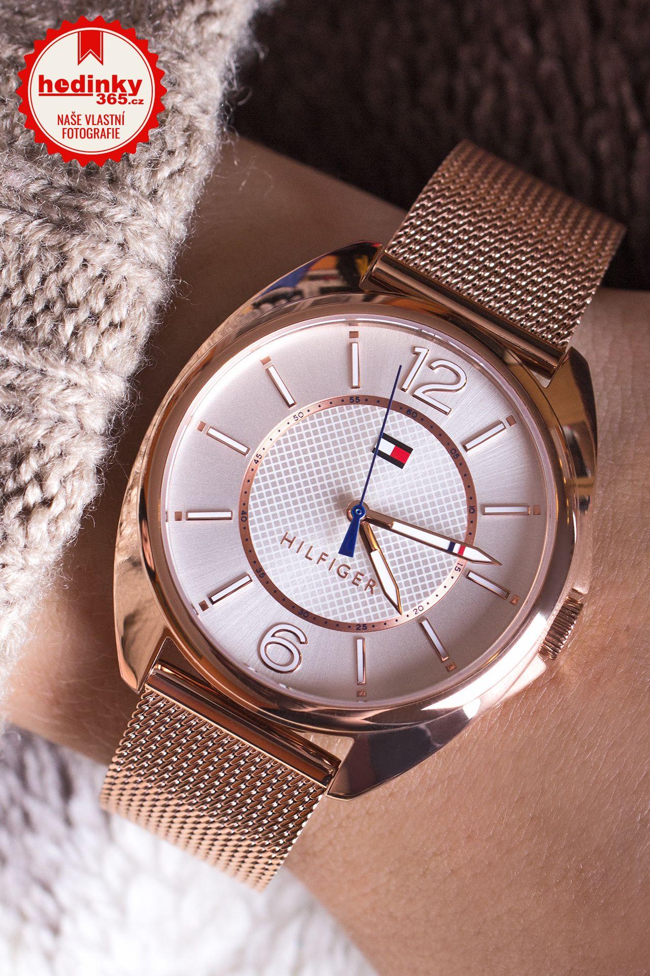 c459c47e3fc Tommy Hilfiger 1781697. Dámské hodinky - ocelový řemínek