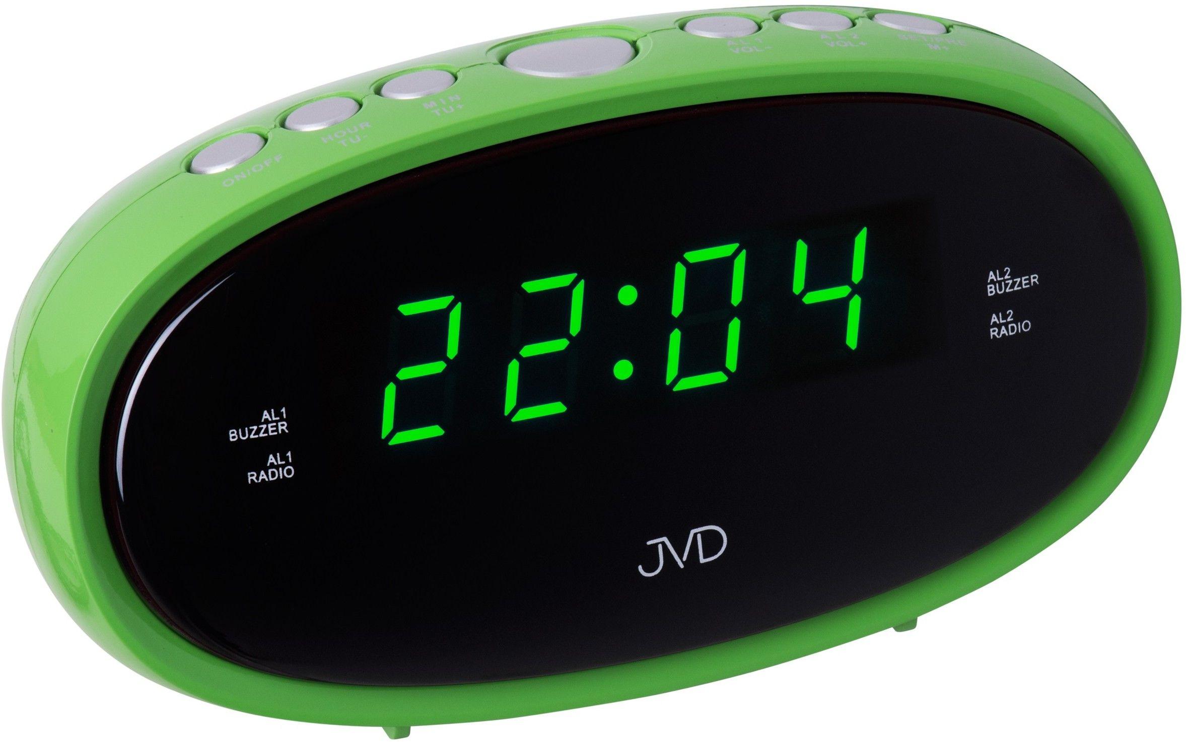 Digitální budík JVD SB95.2