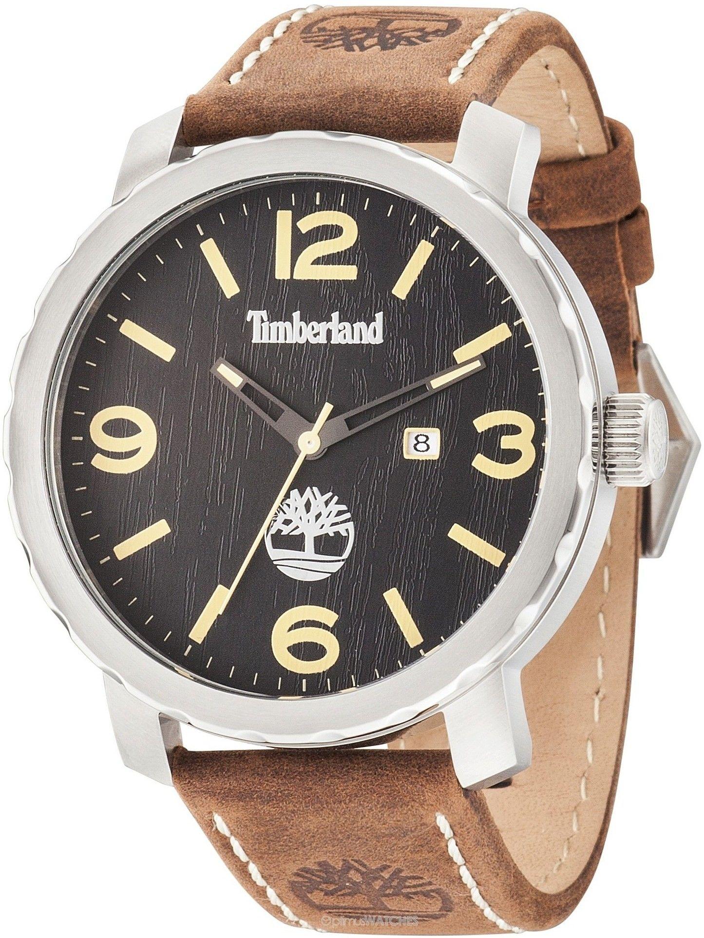 ef60d96524b Pánské hodinky - kožený řemínek