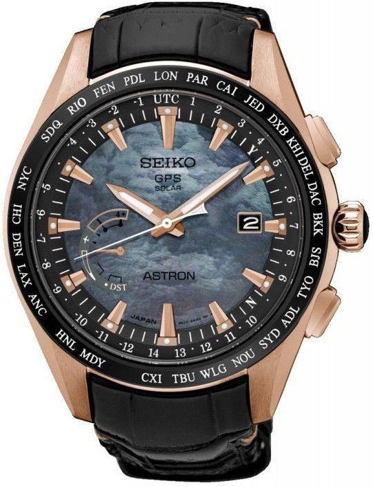 Seiko Astron Novak Djokovic Limited Edition SSE105J1