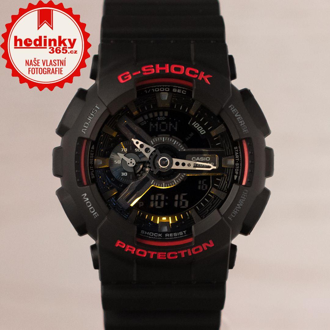 Casio G-Shock Original GA-110HR-1AER  1fd085b388a
