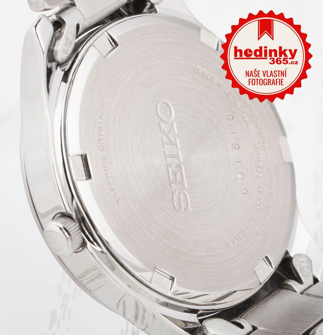 47dd3a97773 Seiko Quartz SXDG89P1. Dámské hodinky - ocelový řemínek