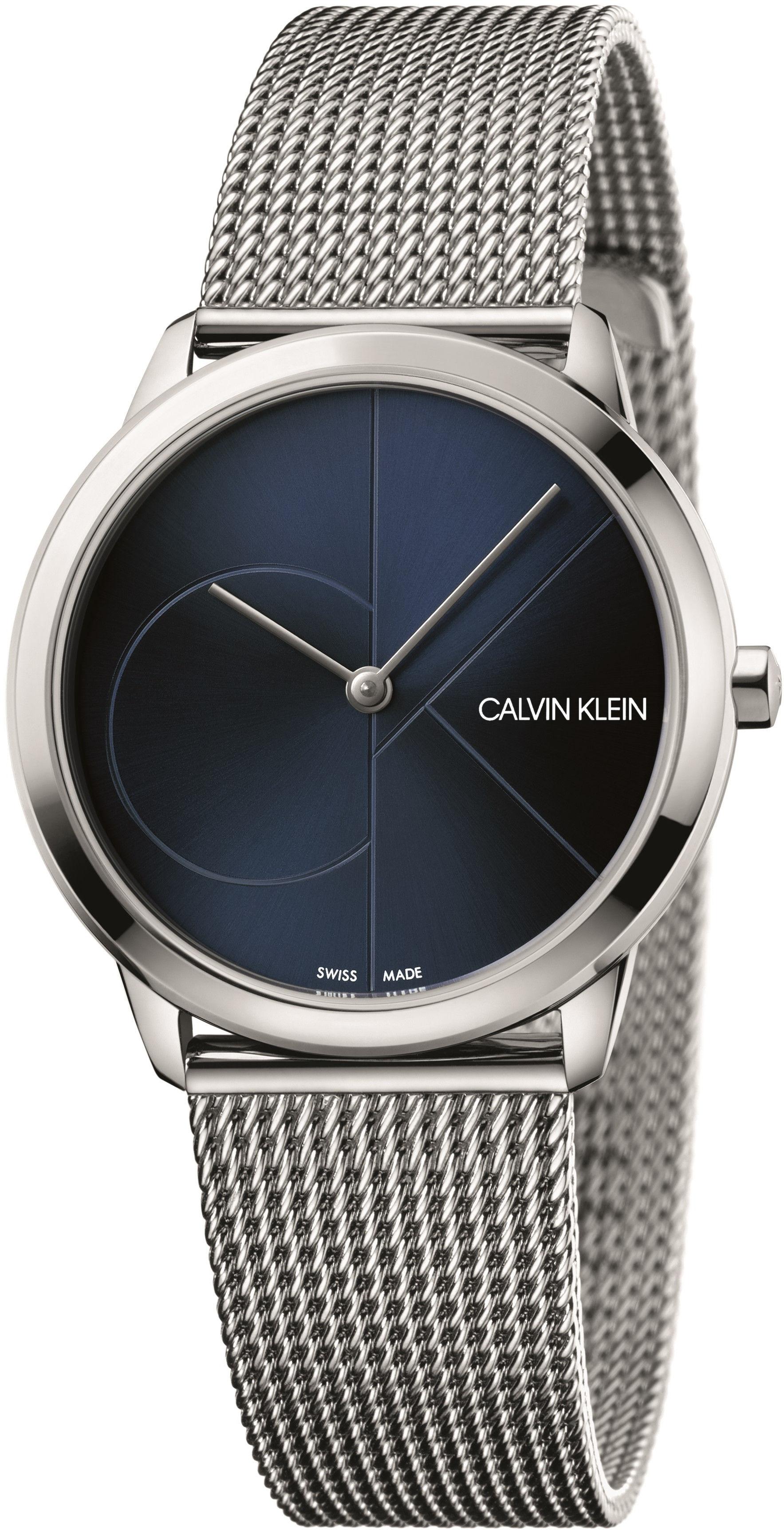 1b126deb65 Calvin Klein Minimal K3M2212N. Dámské hodinky - ocelový řemínek