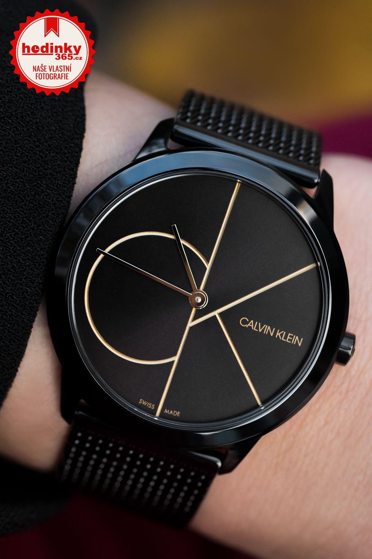 3b984fb245 Calvin Klein Minimal K3M224X1. Dámské hodinky - ocelový řemínek