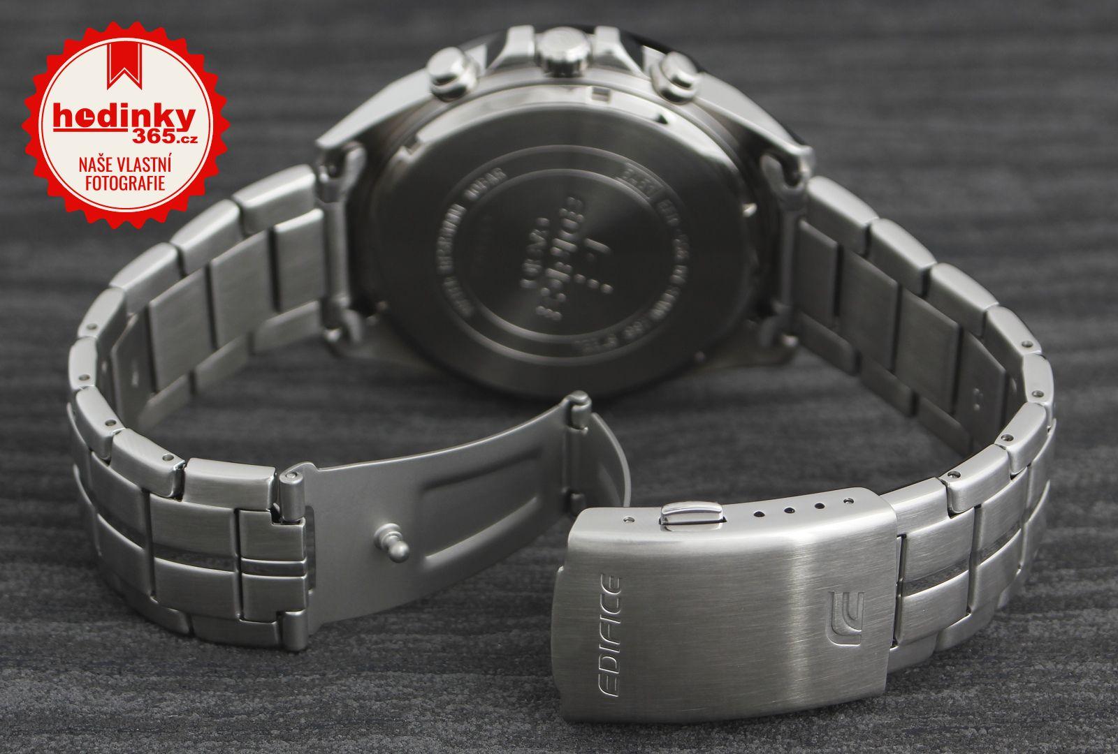 Pánské hodinky - ocelový řemínek c9f58d55fa