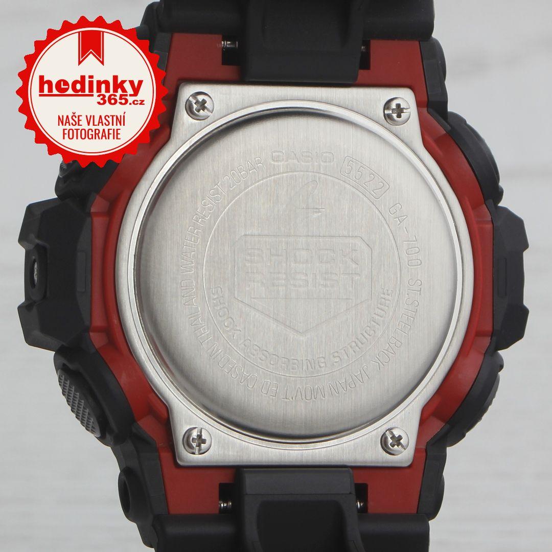 info for c5f4c 65603 Hodinky Casio G-Shock Original GA-700-1AER