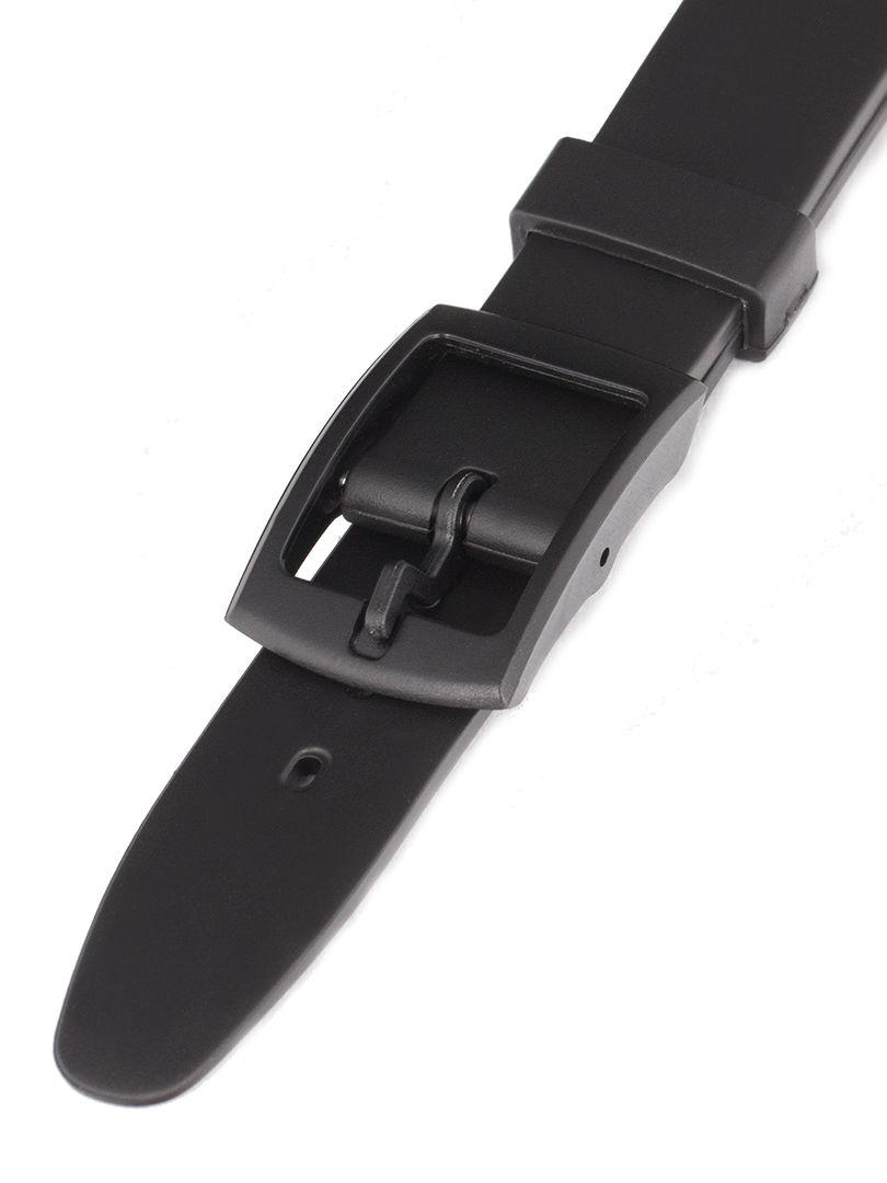 Dámský plastový černý řemínek Condor k hodinkám P38US 14 mm